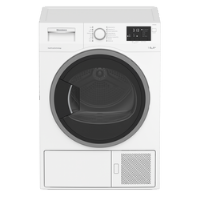 Blomberg LTP2832W Heat Pump Condenser Tumble Dryer White